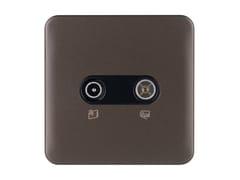 Presa elettrica multipla in acciaio inoxGGBL7020BMBS - SCHNEIDER ELECTRIC INDUSTRIES