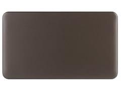 Placca di finitura in acciaio inoxGGBL8020MBS - SCHNEIDER ELECTRIC INDUSTRIES