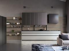 Cucina lineareARES   Cucina lineare - GF FLORITELLI