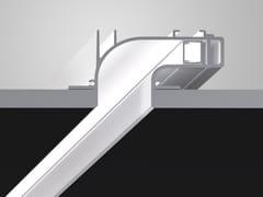 Profilo per illuminazione lineare in alluminio GHOST LINE 4009 - Ghost
