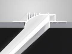 Profilo per illuminazione lineare in alluminio GHOST LINE 4015 - Ghost