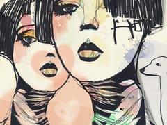Stampa artistica d'autoreGI-033 - MOMENTI