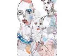 Stampa artistica d'autoreGI-066 - MOMENTI