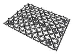 Pannello preformato per pavimenti radianti GIACOMINI SPIDER R979SY001 -