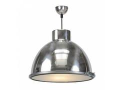 Lampada a sospensione in alluminio e vetro con dimmer GIANT 1 - Giant