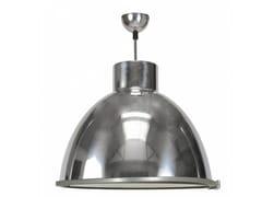 Lampada a sospensione in alluminio e vetro con dimmer GIANT 2 - Giant