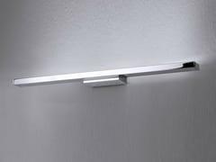 Applique a LED a luce indiretta in alluminio GIL 6518 - Gil