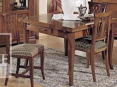 Sedia imbottita in legno masselloGIOTTO | Sedia - ARVESTYLE