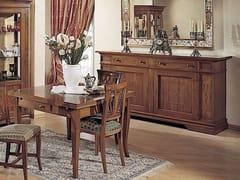 Tavolo quadrato in legno masselloGIOTTO | Tavolo allungabile - ARVESTYLE