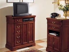 Mobile TV in legno massello con cassettiGIOTTO | Mobile TV - ARVESTYLE