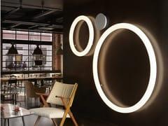 Lampada da parete / lampada da soffitto in polietileneGIOTTO   Lampada da parete - SLIDE