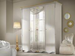 Armadio in legno con specchioGIULIETTA | Armadio con specchio - LINEA & CASA +39