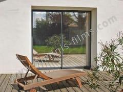 Pellicola per vetri a controllo solare adesiva GLASS-100i - Pellicole per vetri a controllo solare