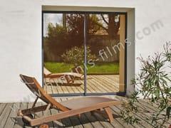 Pellicola per vetri a controllo solare adesiva GLASS-104i - Pellicole per vetri a controllo solare