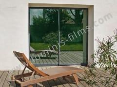 Pellicola per vetri a controllo solare adesiva GLASS-107i - Pellicole per vetri a controllo solare