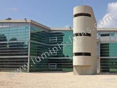 Pellicola per vetri a controllo solare adesivaGLASS-207x - LUMINIS FILMS