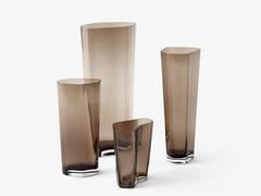 Vaso in vetro soffiatoGLASS VASES  SC35-SC38 - &TRADITION