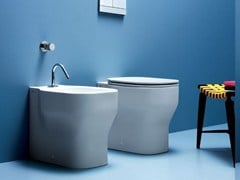 Wc in ceramica GLAZE | Wc - Glaze