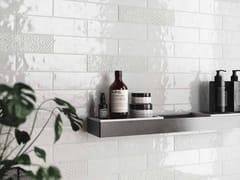 Rivestimento in ceramica bicotturaGLOW | Bianco - ARMONIE CERAMICHE