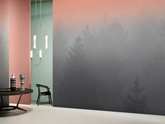 Carta da parati stampata in digitale in vinile GLOW - COLLECTION IX Creative Wallcoverings