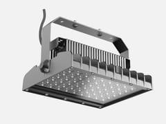 Proiettore industriale a LED in alluminio pressofusoGM   Proiettore industriale - LANZINI