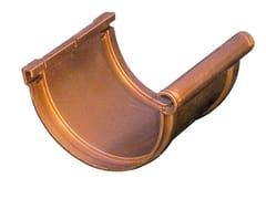 Accessorio per canale di gronda effetto ramato GN125R - First Plast