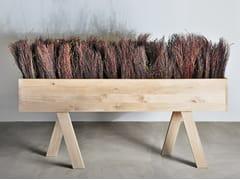 Portavaso rettangolare in legno masselloGO | Portavaso - VITAMIN DESIGN