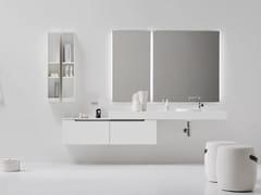Sistema bagno componibileGOLD - COMPOSIZIONE 02 - ARCOM