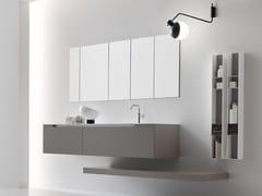 Sistema bagno componibileGOLD - COMPOSIZIONE 03 - ARCOM