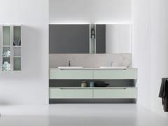 Sistema bagno componibileGOLD - COMPOSIZIONE 05 - ARCOM