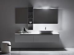 Sistema bagno componibileGOLD - COMPOSIZIONE 08 - ARCOM