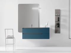 Sistema bagno componibileGOLD - COMPOSIZIONE 09 - ARCOM