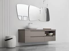 Sistema bagno componibileGOLD - COMPOSIZIONE 10 - ARCOM