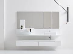 Sistema bagno componibileGOLD - COMPOSIZIONE 12 - ARCOM