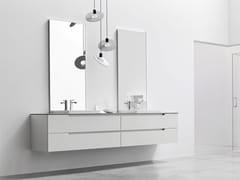 Sistema bagno componibileGOLD - COMPOSIZIONE 13 - ARCOM