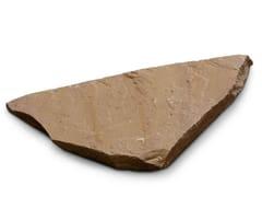 Pavimento per esterni in pietra naturaleGOLDEN LEAF - GRANULATI ZANDOBBIO