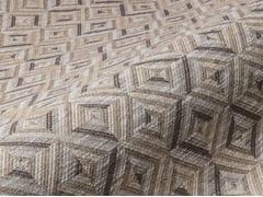 Tessuto da tappezzeria con motivi graficiGORGEOUS - ALDECO, INTERIOR FABRICS