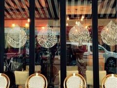 Pellicola per vetri adesiva decorativaGOUTTE - ACTE DECO