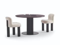 Tavolo rotondo in legnoGOYA | Tavolo in legno - ARFLEX