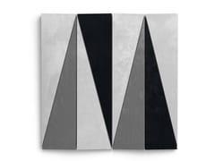 Forma&Cemento, GP 01 Mosaico con superficie tridimensionale