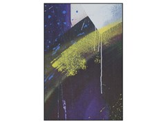 Tappeto rettangolare in poliammide GRAFFITI #2 - Paper and Stone