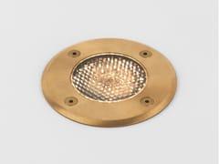 Segnapasso a LED in ottone per esterni con dimmerGRAMOS ROUND | Segnapasso in ottone - ASTRO LIGHTING