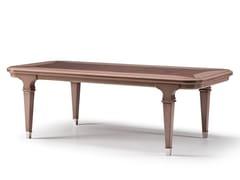 Tavolo rettangolare in legno GRAN DUCA | Tavolo rettangolare - GRAN DUCA