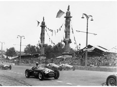 Stampa fotografica GRAND PRIX AUTOMOBILE IN BORDEAUX - ARTPHOTOLIMITED
