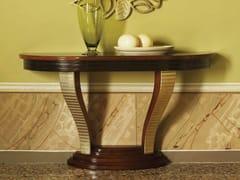 Consolle a mezzaluna in legnoGRAND ÉTOILE | Consolle - CANTIERO