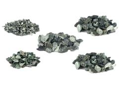 Granulato da giardino in pietra naturaleGRANIGLIA VERDE ALPI - BERNARDELLI GROUP