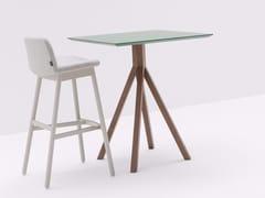 Tavolo alto quadrato GRAPEVINE | Tavolo quadrato - Grapevine