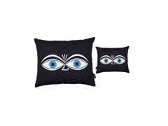 Cuscino rettangolare in cotone GRAPHIC PRINT EYES - Graphic Print Pillows
