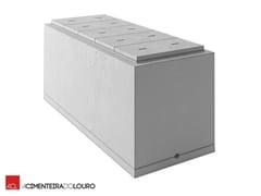 Elemento strutturale prefabbricato in cemento armato GRAVE -