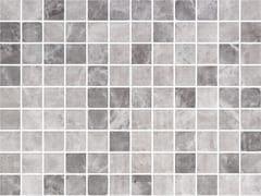 ONIX®, GRAY SILVER MIX Mosaico in vetro per interni ed esterni